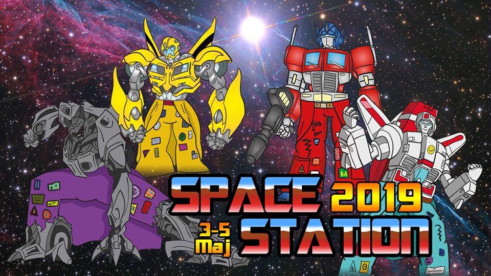 SPACESTATION 2019