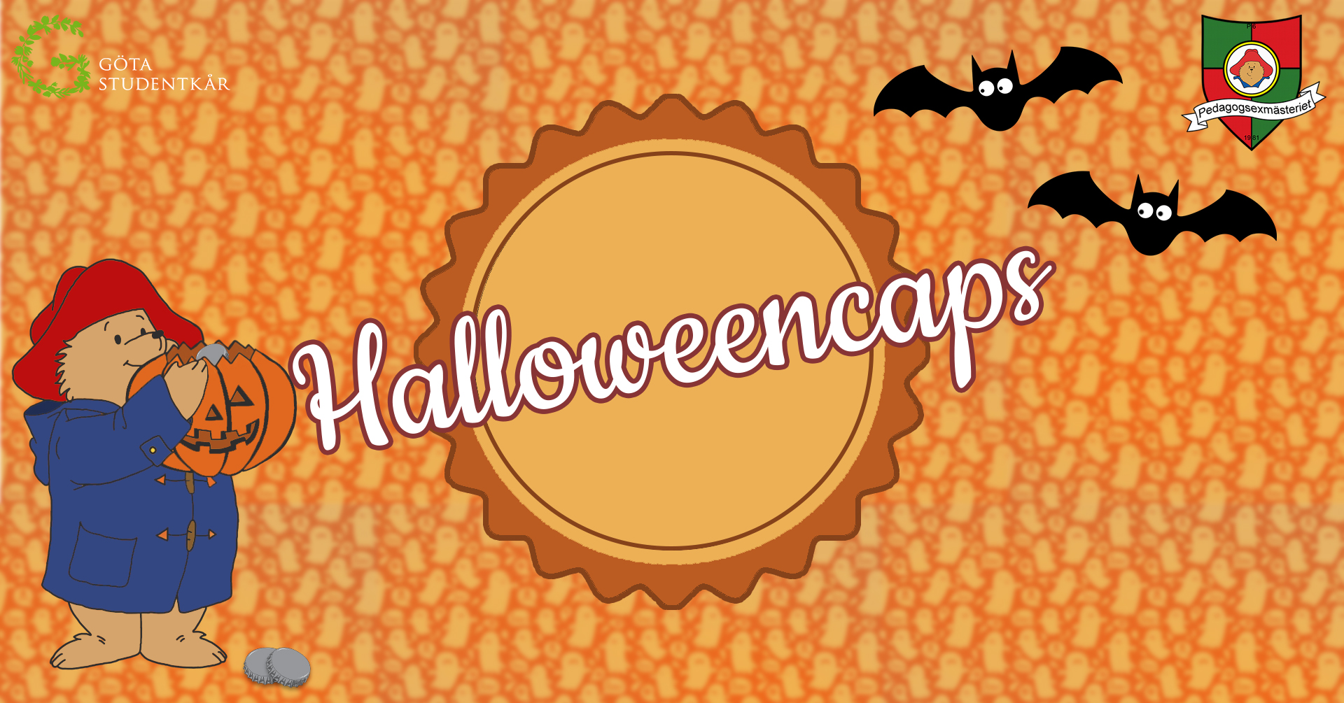 Halloweencaps 30/10